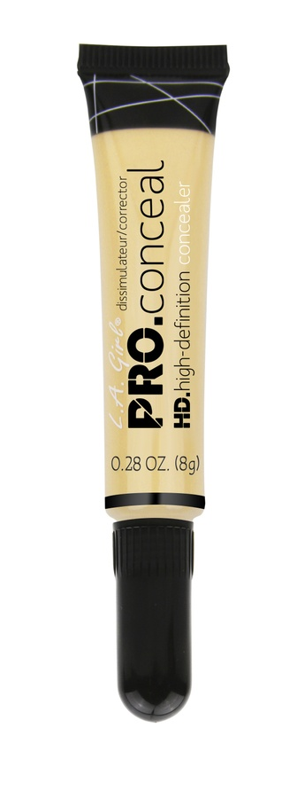 L.A. Girl Cosmetics Pro Conceal HD Light Yellow Corrector GC995 (8 g)