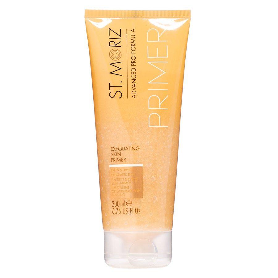 St. Moriz Advanced Pro Formula Exfoliating Skin Primer (200 ml)