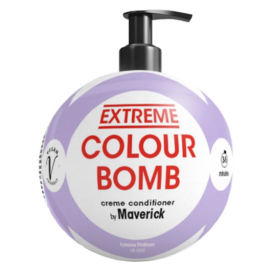 Color Bomb Extreme White Platinum 250 ml
