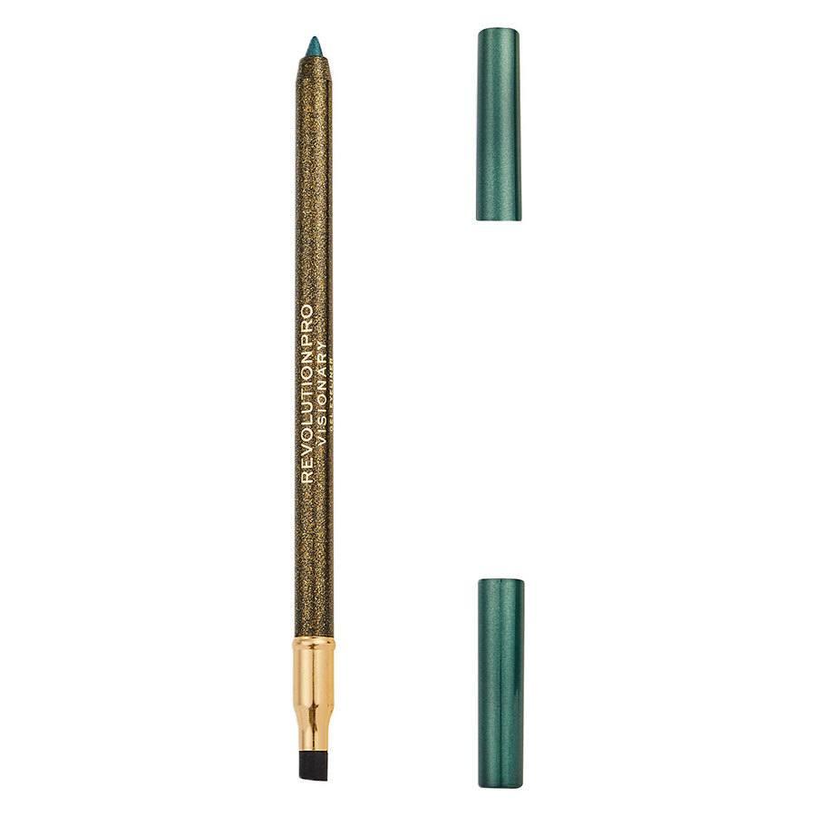 Revolution Beauty Revolution Pro Gel Eyeliner Pencil, Envy 1,2 g