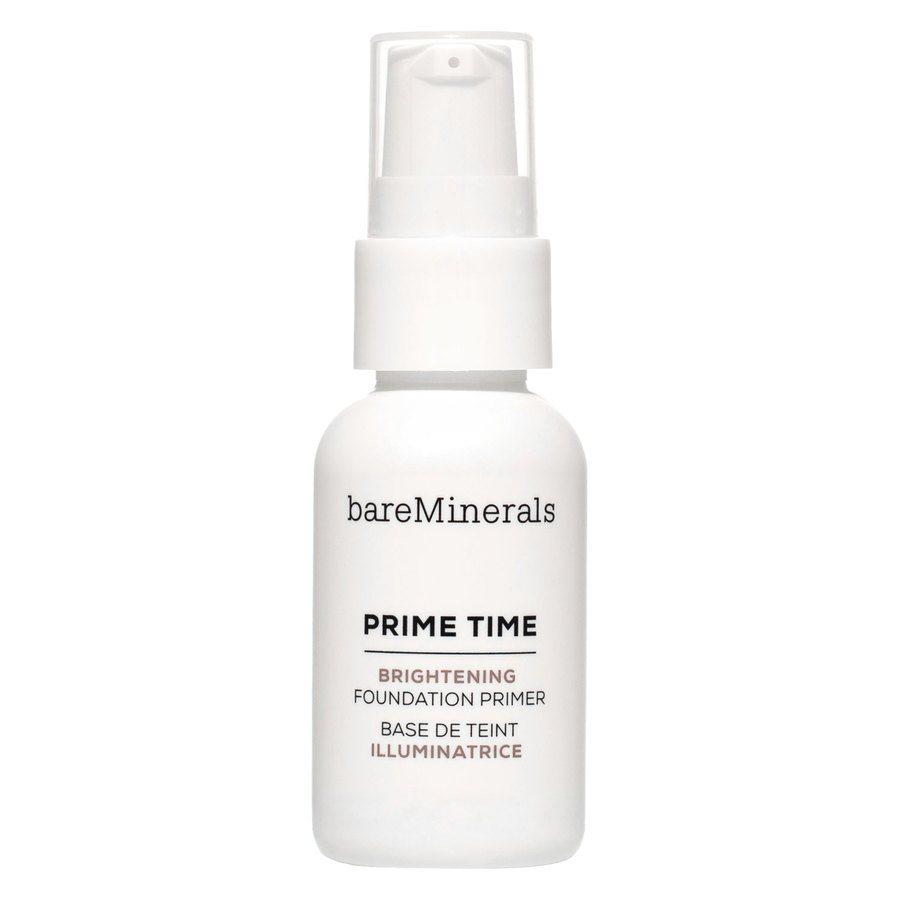 BareMinerals Prime Time Brightening Foundation Primer (30 ml)