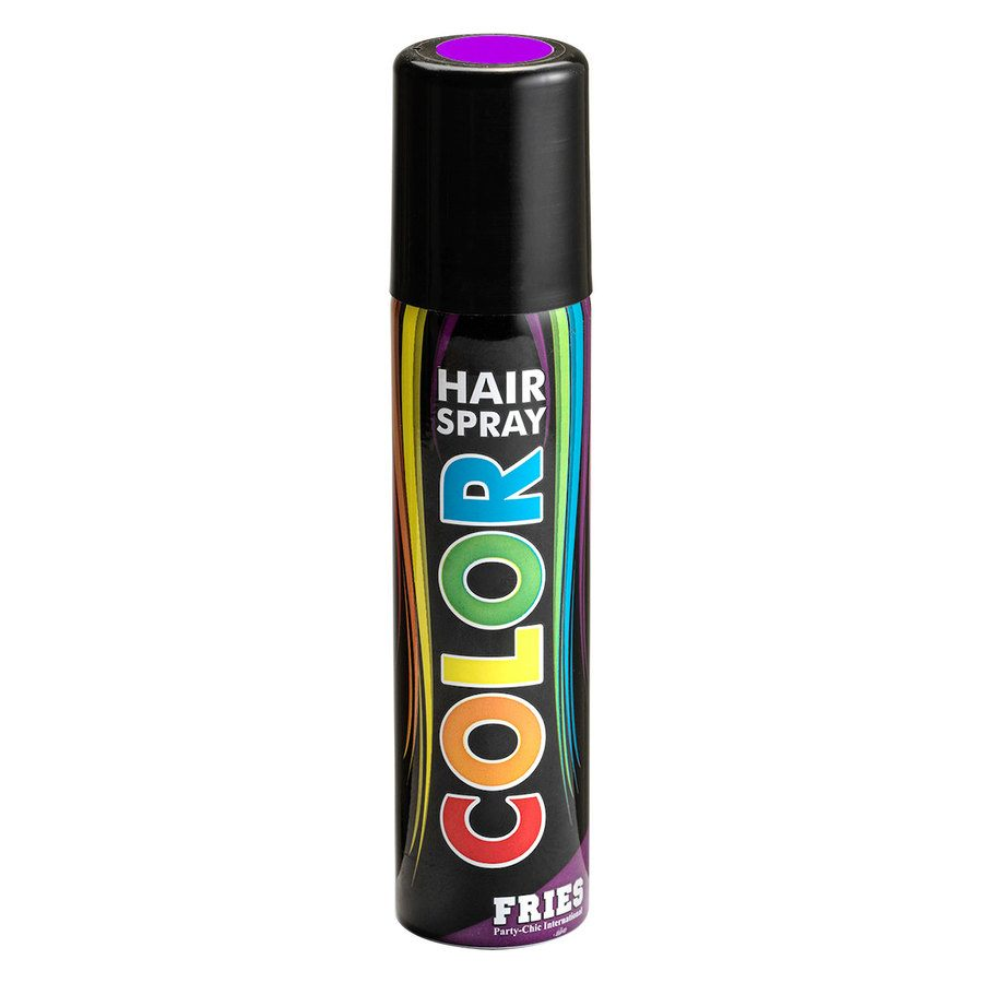 Fries Color Hair Spray, Purple (100ml)