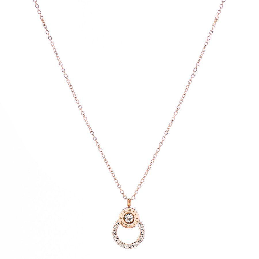 Shelas Halskette aus Edelstahl