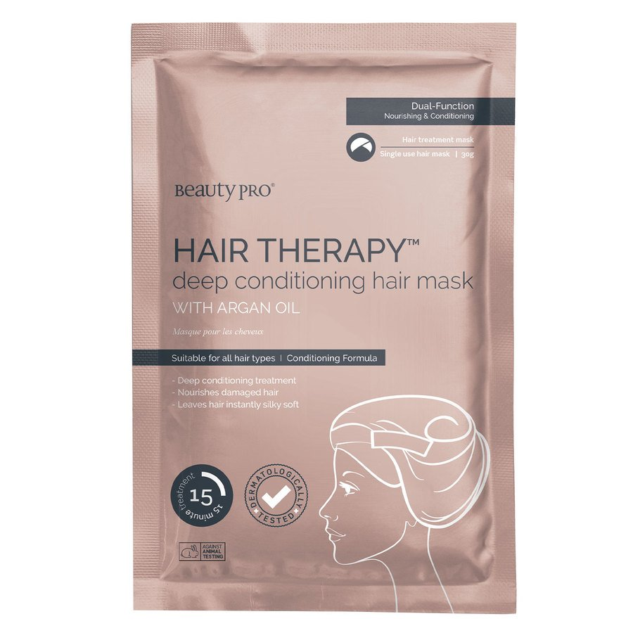 BeautyPro HAIR THERAPY Deep Conditioning Hair Mask with Argan Oil