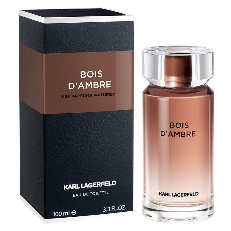 Karl Lagerfeld Bois D'Ambre Eau De Toilette 100ml
