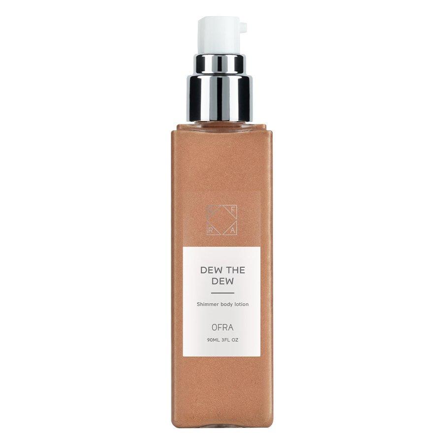 Ofra Dew The Dew Body Highlighter, Rose Quartz (90ml)