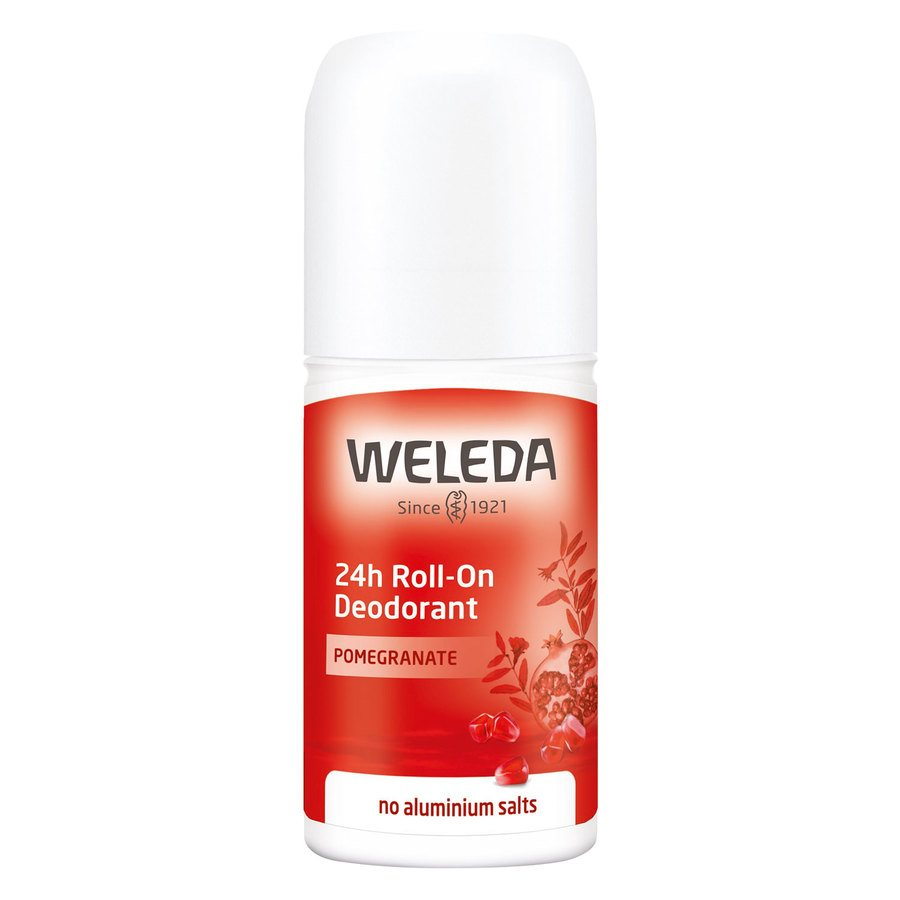 Weleda Pomegranate 24h Roll-On Deodorant (50 ml)