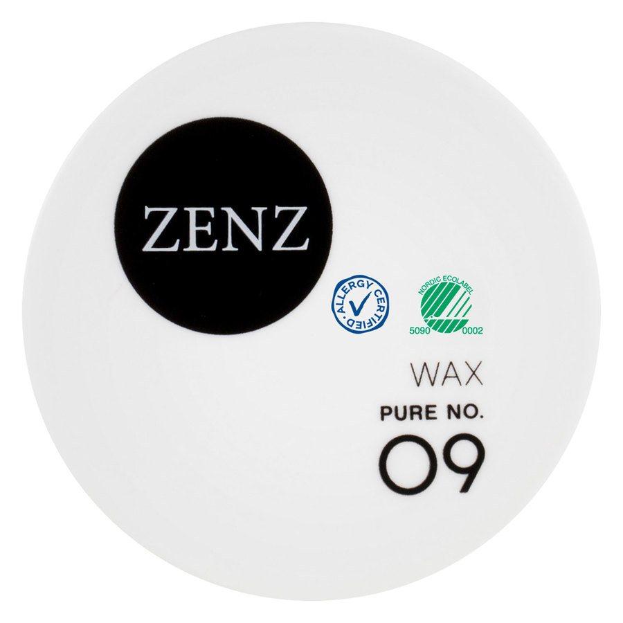 Zenz Organic Styling Wax Pure No. 09 75g