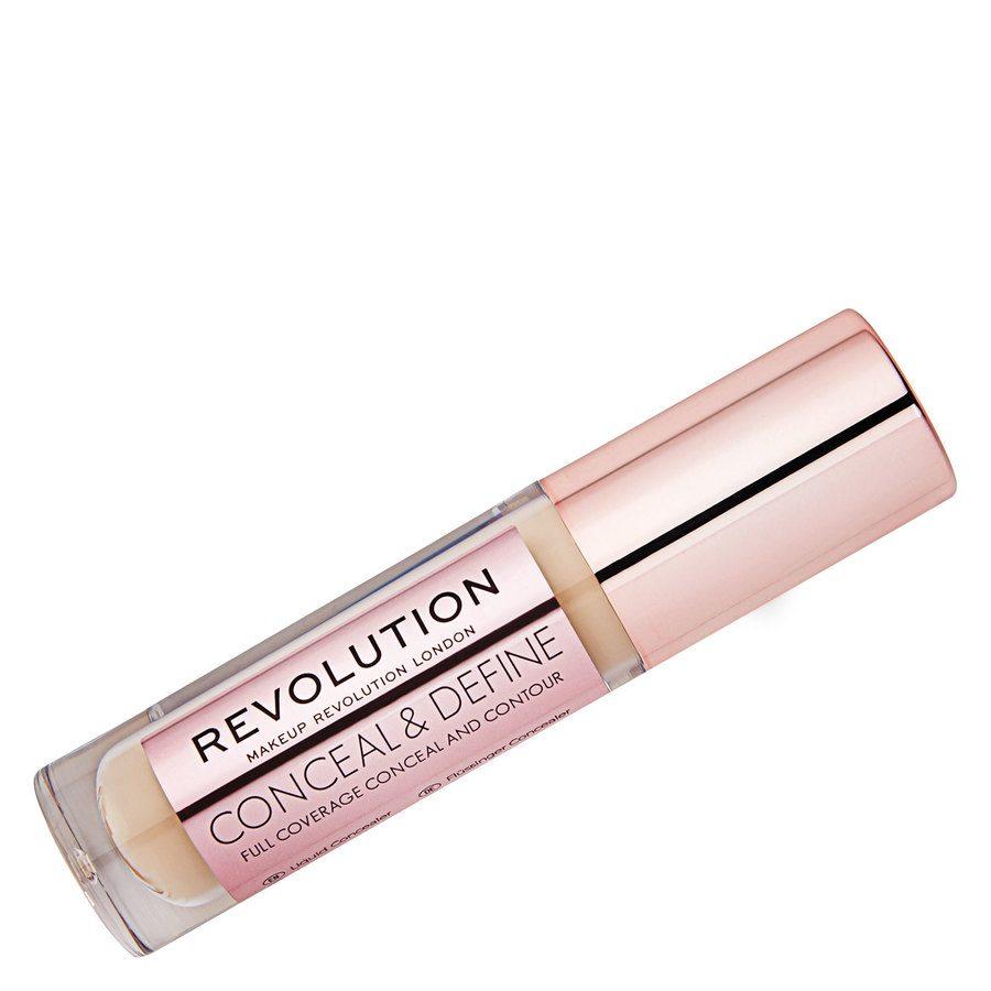 Makeup Revolution Conceal And Define Concealer, C5 4g
