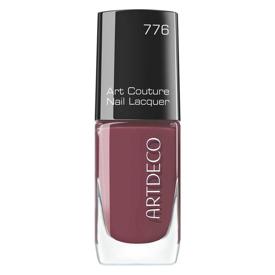 Artdeco Art Couture Nail Polish, 776 Red Oxide (10 ml)