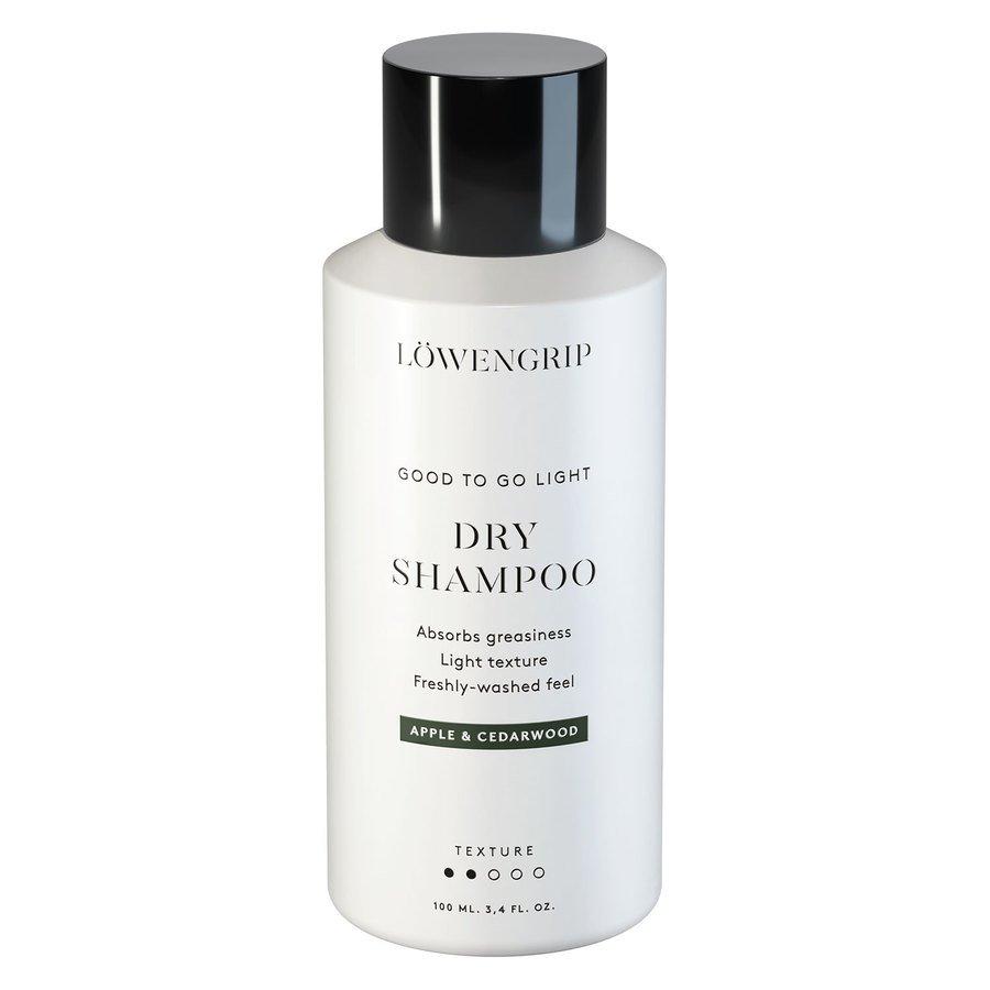Löwengrip Good To Go Dry Shampoo Apple & Cedarwood (100 ml)