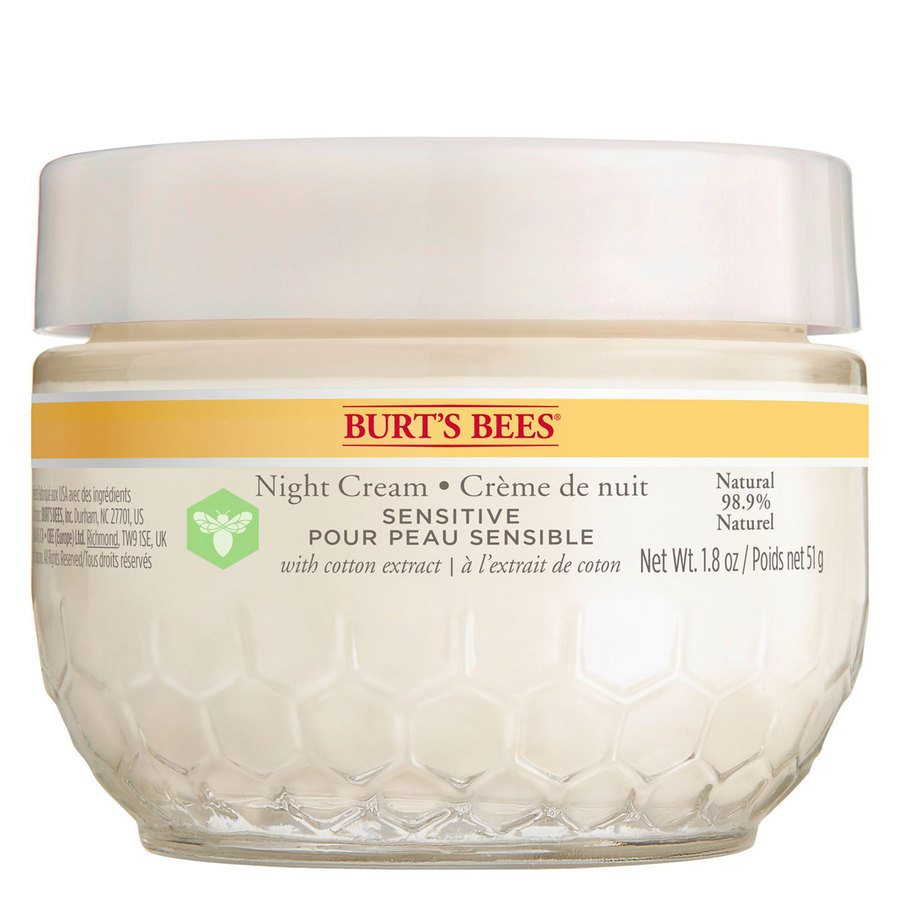 Burt's Bees Sensitive Skin Night Cream (51 g)