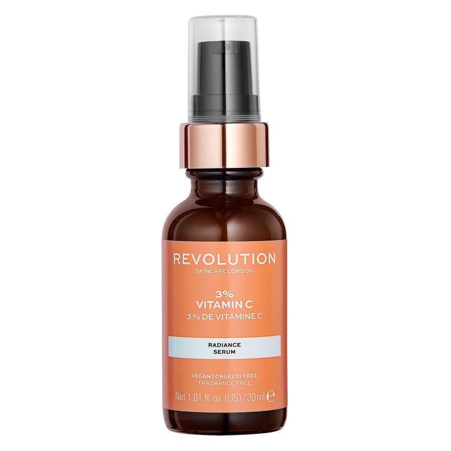 Revolution Skincare 3% Vitamin C Serum 30ml