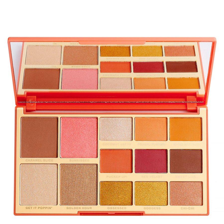 Makeup Revolution X Rachel Leary Goddess On The Go Palette