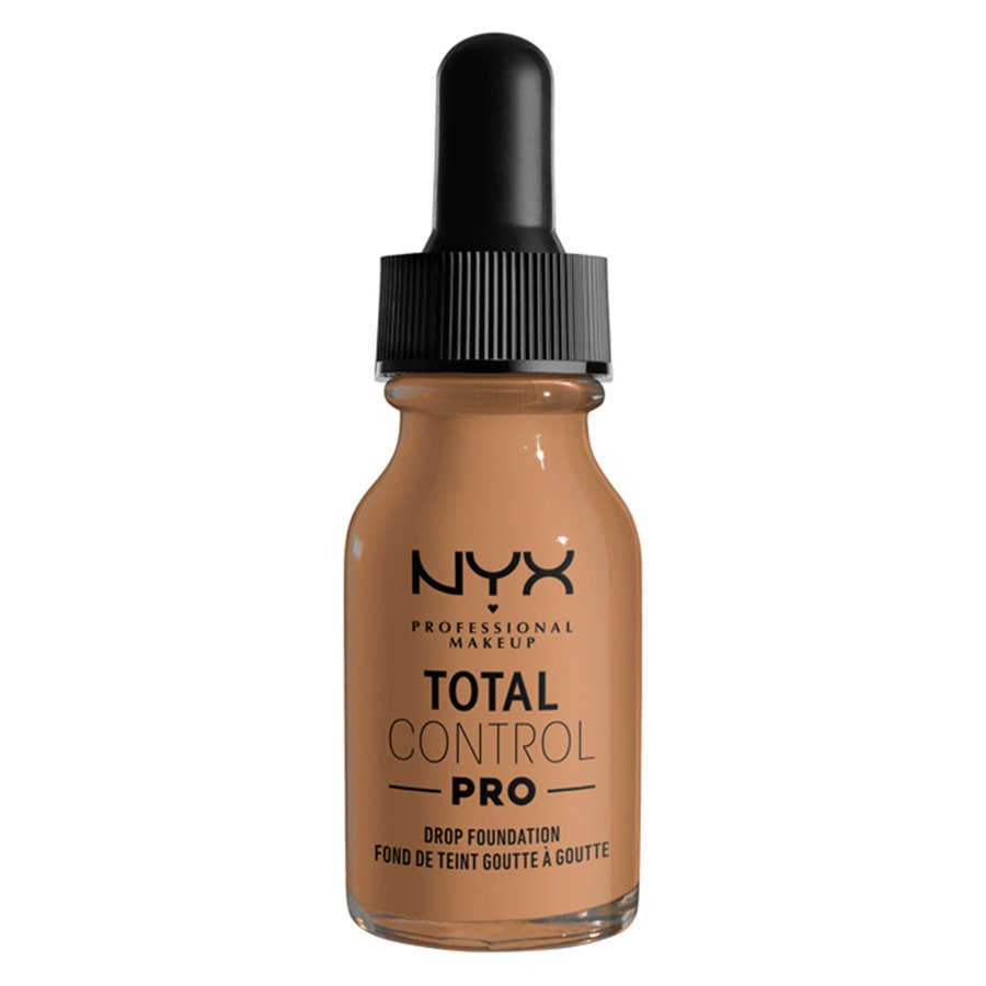 NYX Professional Makeup Total Control Pro Drop Foundation, Golden Honey 13 ml