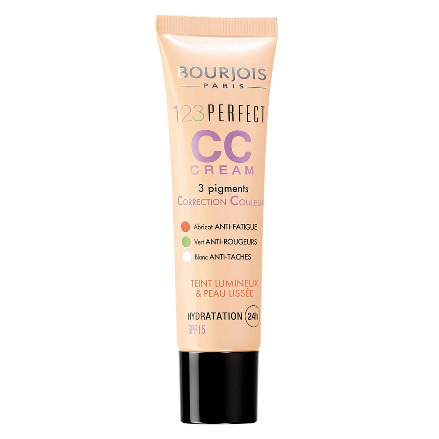 Bourjois 123 Perfect CC Cream, 32 Light Beige (30ml)