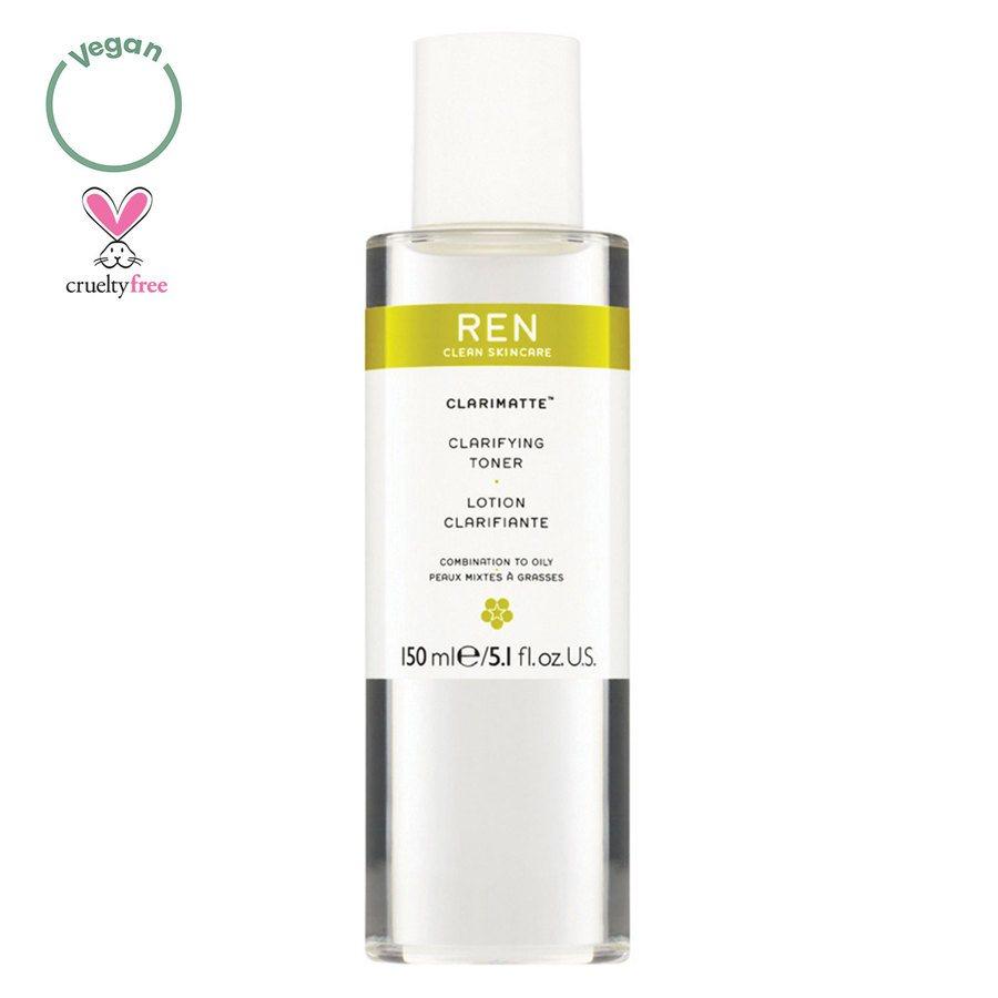 REN Clean Skincare Clarimatte Clarifying Toning Lotion (150ml)