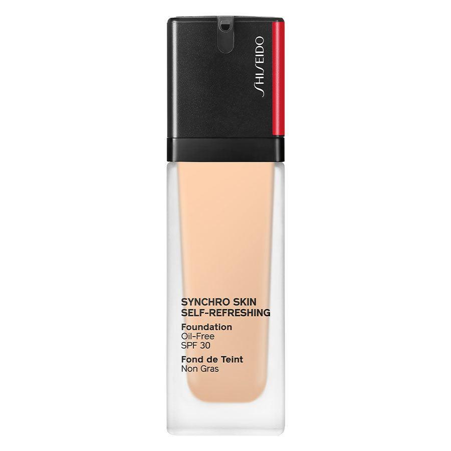 Shiseido Synchro Skin Self Refreshing Foundation, #140 Porcelain (30 ml)