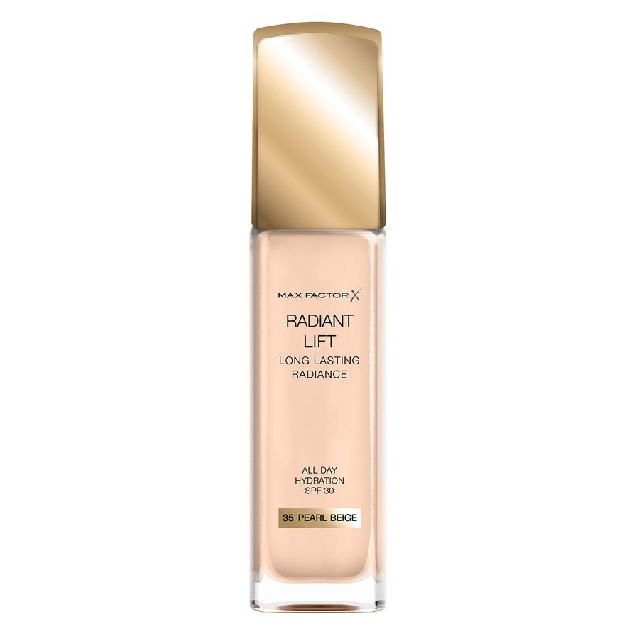Max Factor Radiant Lift Foundation SPF30, # 035 Pearl Beige 30 ml