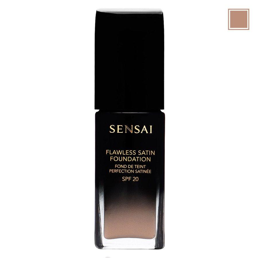 Sensai Flawless Satin Foundation, FS102 Ivory Beige (30ml)