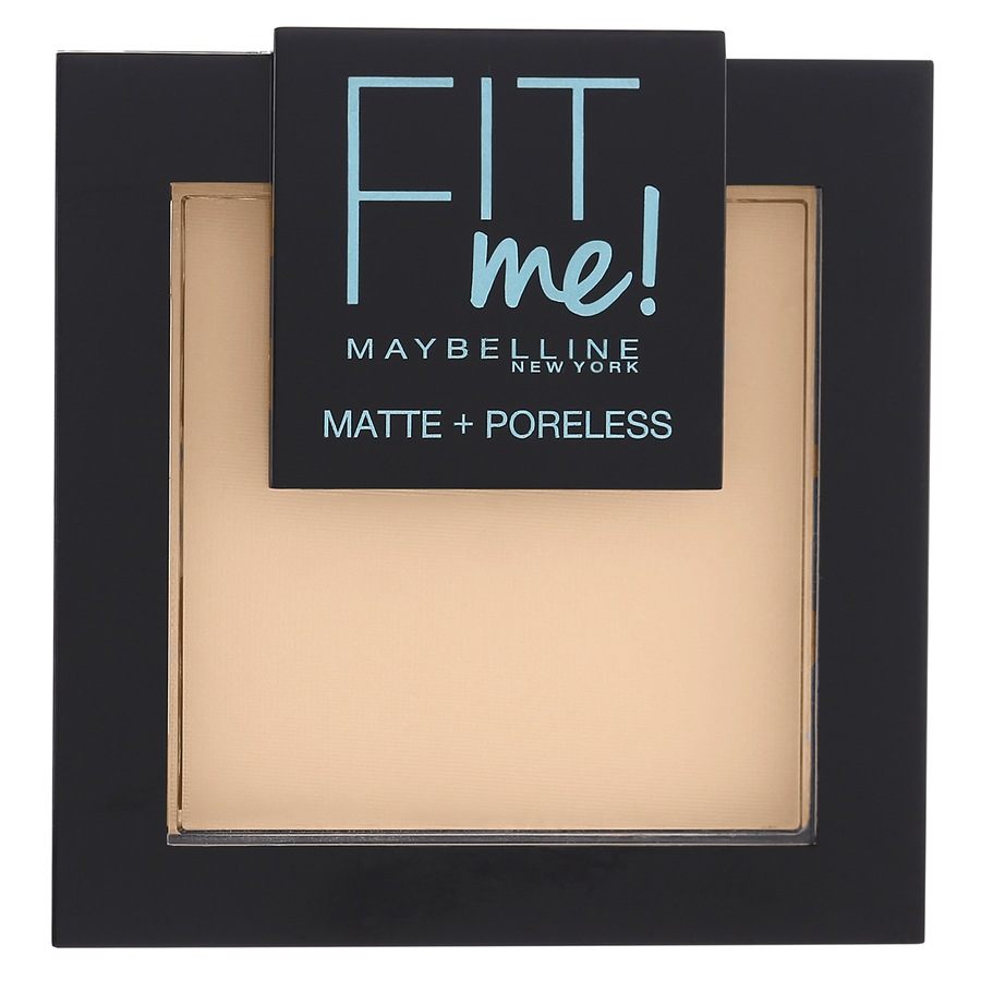 Maybelline Fit Me Matte & Poreless Powder, 105 Natural Ivory