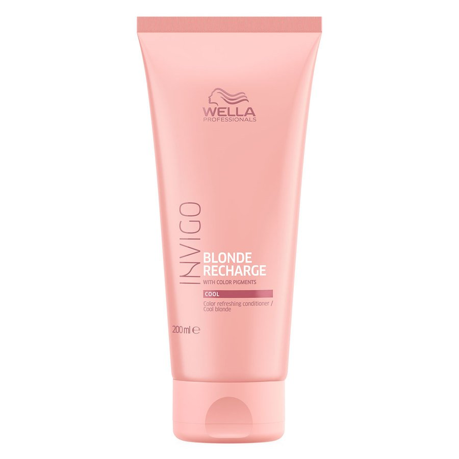 Wella Professionals Invigo Cool Blonde Color Refreshing Conditioner (200ml)