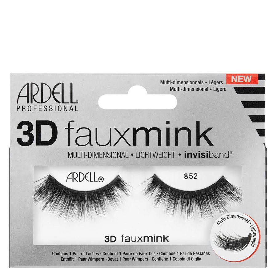 Ardell 3D Faux Mink, 852