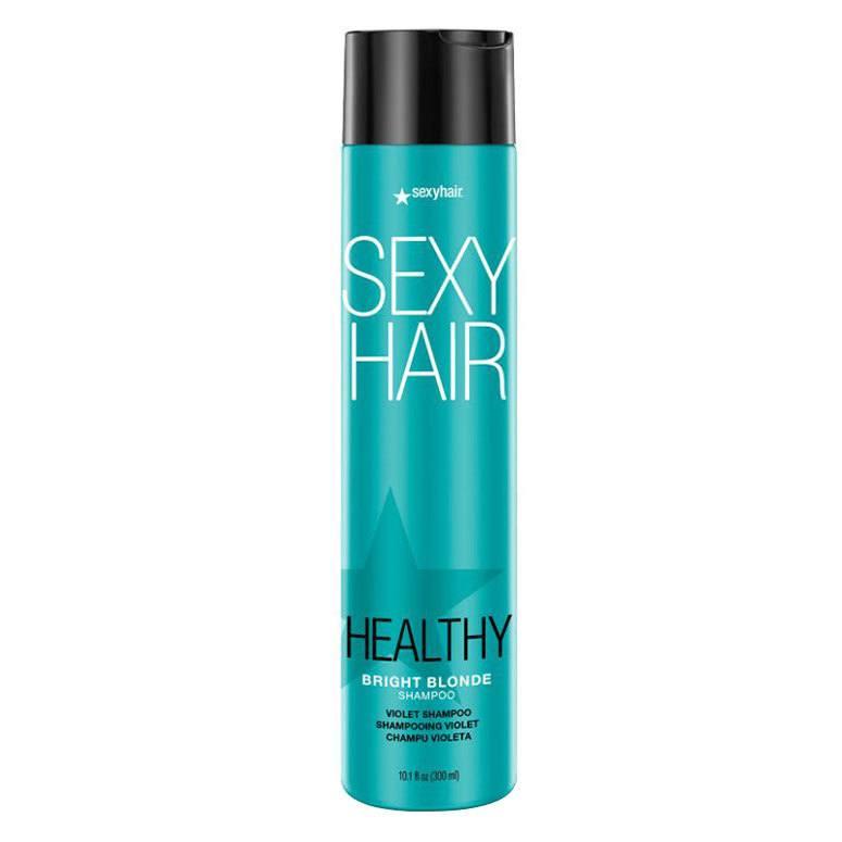 Sexy Hair Healthy Bright Blonde Shampoo 300ml