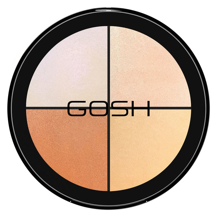 GOSH Strobe'n Glow Kit, #001 Highlighter (20 g)