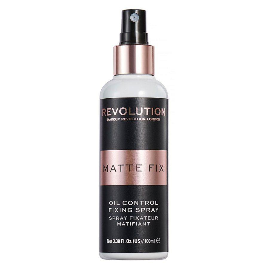 Makeup Revolution Pro Fix Oil Control Fixing Spray (100ml)