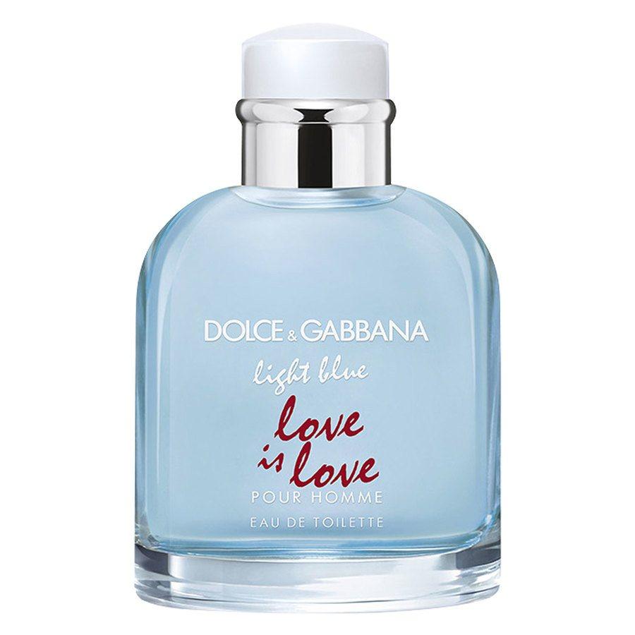 Dolce & Gabbana Light Blue Pour Homme Love Is Love Eau De Toilette (75 ml)