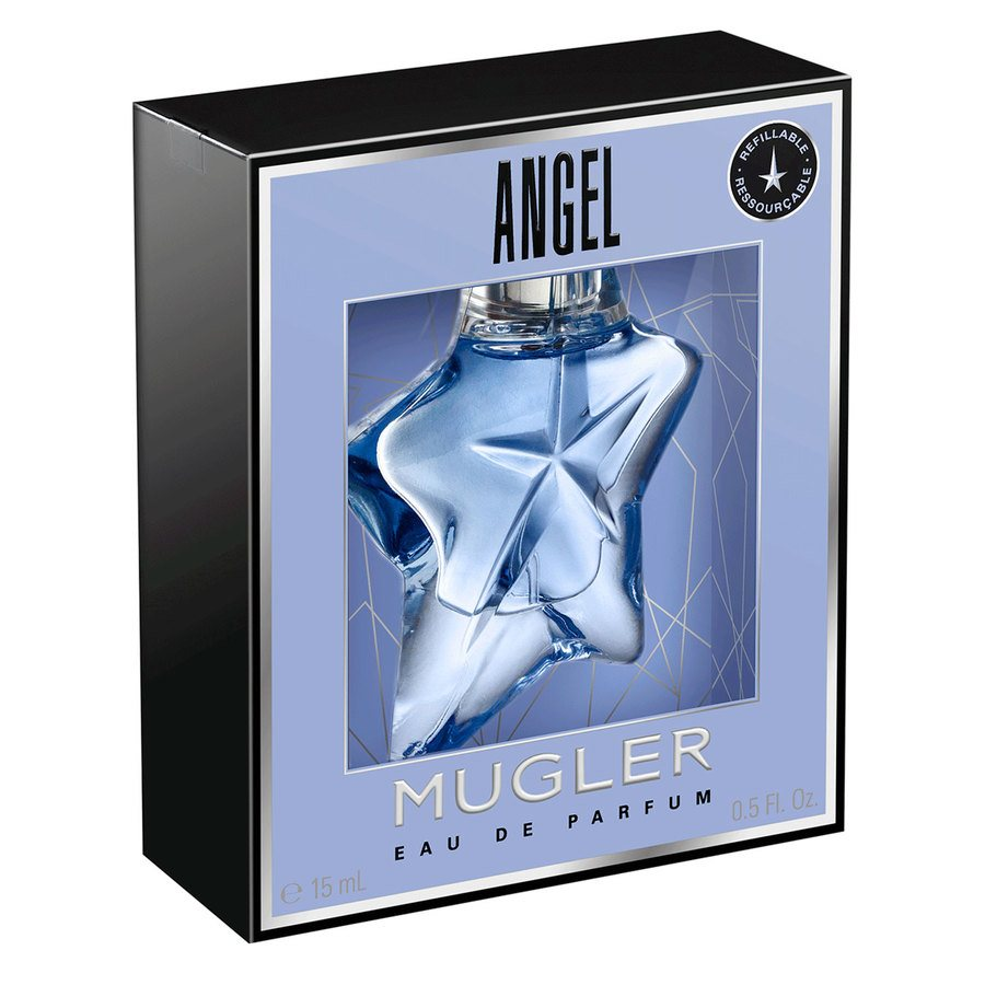 Mugler Angel Refillable Eau De Parfum (15 ml)