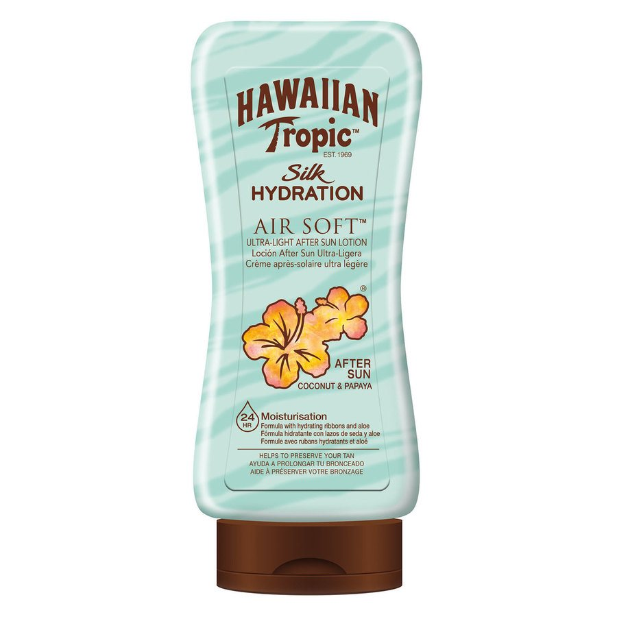 Hawaiian Tropic Silk Hydration Air Soft After Sun (180 ml)