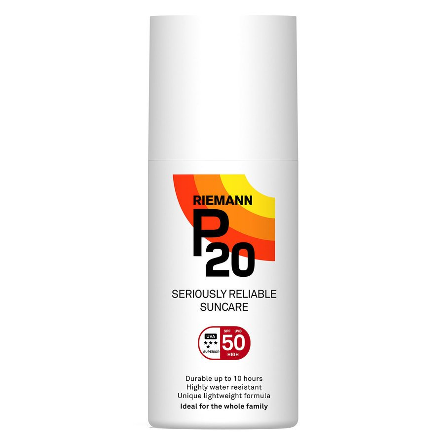 Riemann P20 Spray SPF50 (Pump spray) (200 ml)