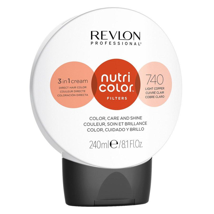 Revlon Professional Nutri Color Filters, 740 240 ml