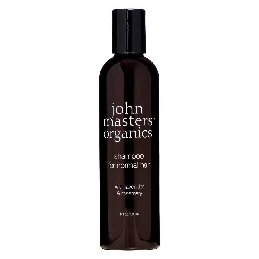 John Masters Organics Lavender Rosmary Shampoo für normales Haar (236 ml).
