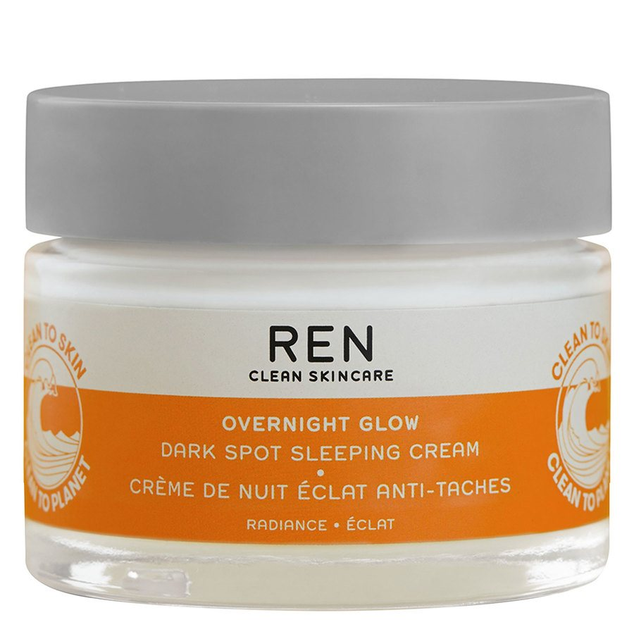 REN Clean Overnight Glow Dark Spot Sleeping Cream (50 ml)
