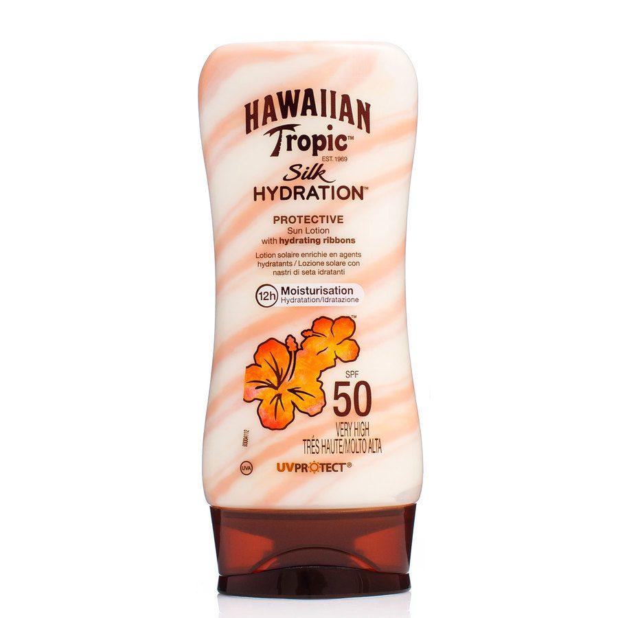 Hawaiian Tropic Silk Hydration Sun Lotion LSF 50 (180 ml)