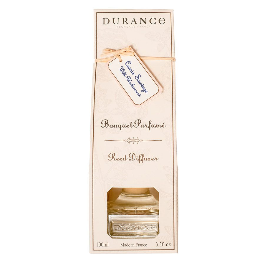 Durance Reed Diffuser Wild Blackcurrant 100ml