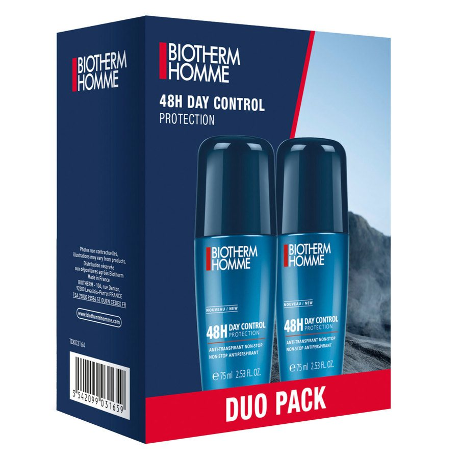 Biotherm Cof Day Control 48h Duo Set