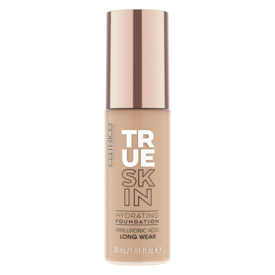 Catrice True Skin Hydrating Foundation, 033 Cool Almond 30 ml