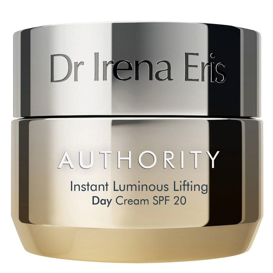 Dr. Irena Eris Authority Instant Luminous Lifting Day Cream SPF 20 50 ml