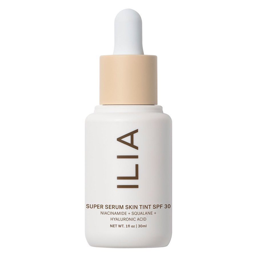 Ilia Super Serum Skin Tint Broad Spectrum SPF30 Tulum 30ml
