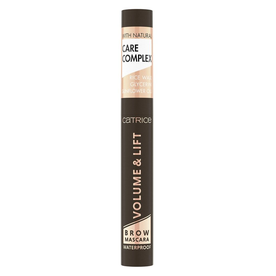 Catrice Volume & Lift Brow Mascara Waterproof, 040 Dark Brown 5 ml