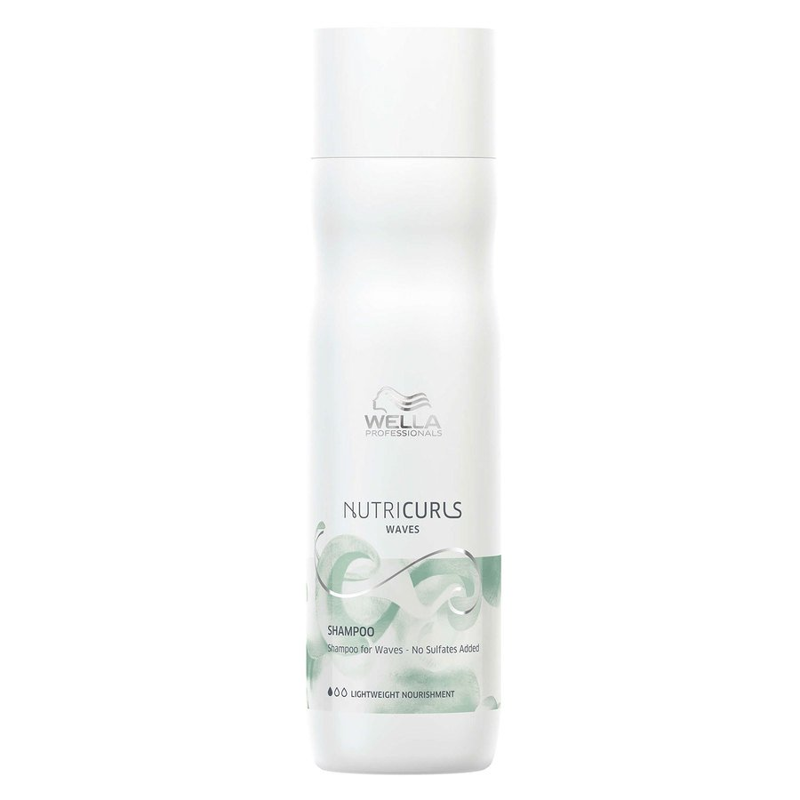 Wella Professionals Nutricurls Shampoo For Waves (250 ml)