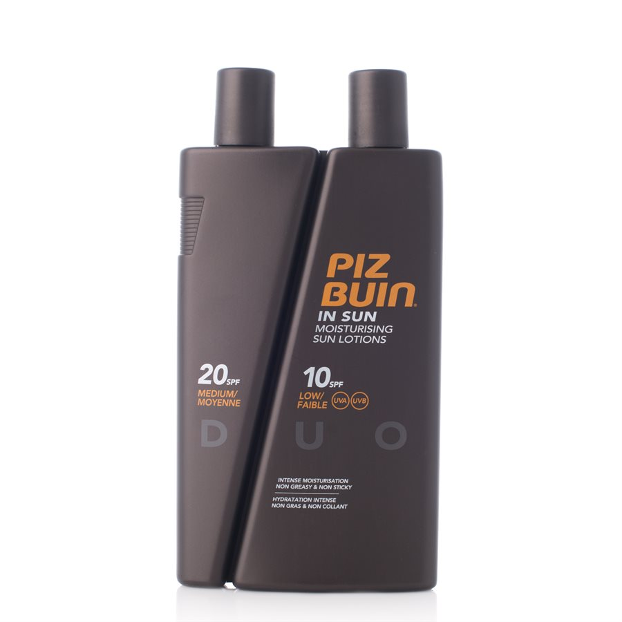 Piz Buin SPF10/20 Moisturizing Sun Lotion (300ml)