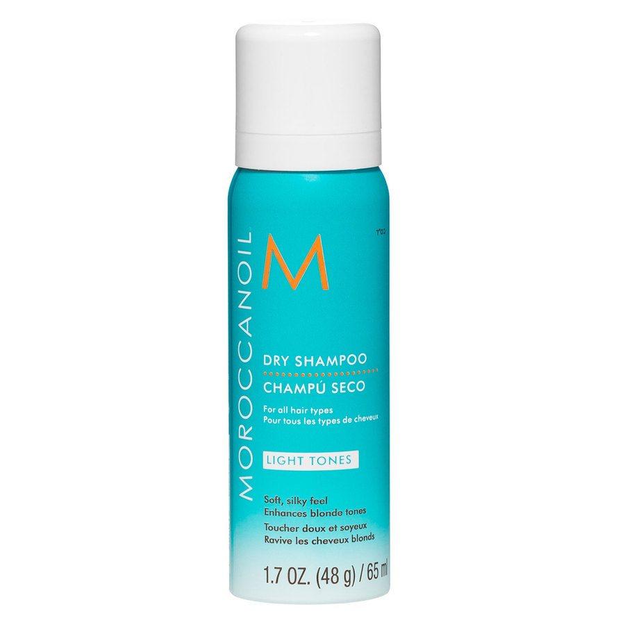 Moroccanoil Dry Shampoo, Light Tones (65 ml)