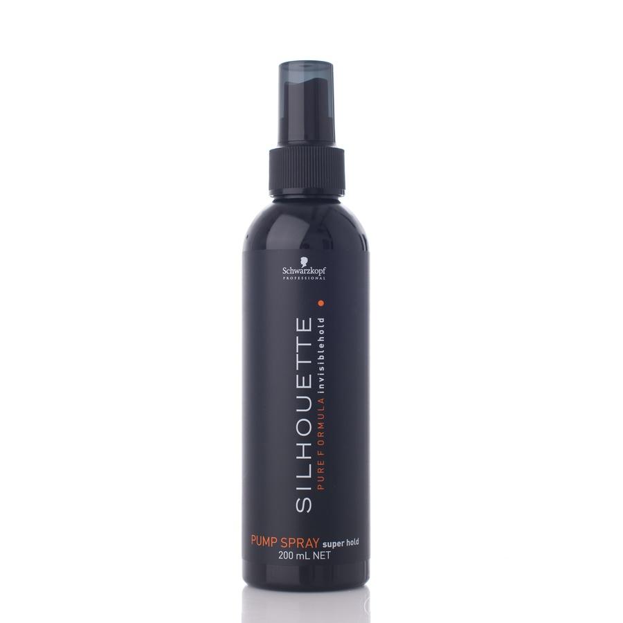 Silhouette Super Hold Pump Spray, (200 ml)