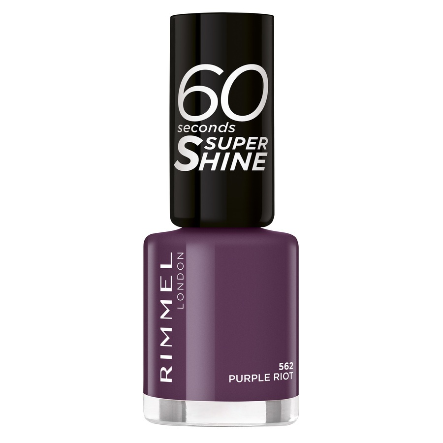 Rimmel London 60 Seconds Super Shine, 562 (8 ml)