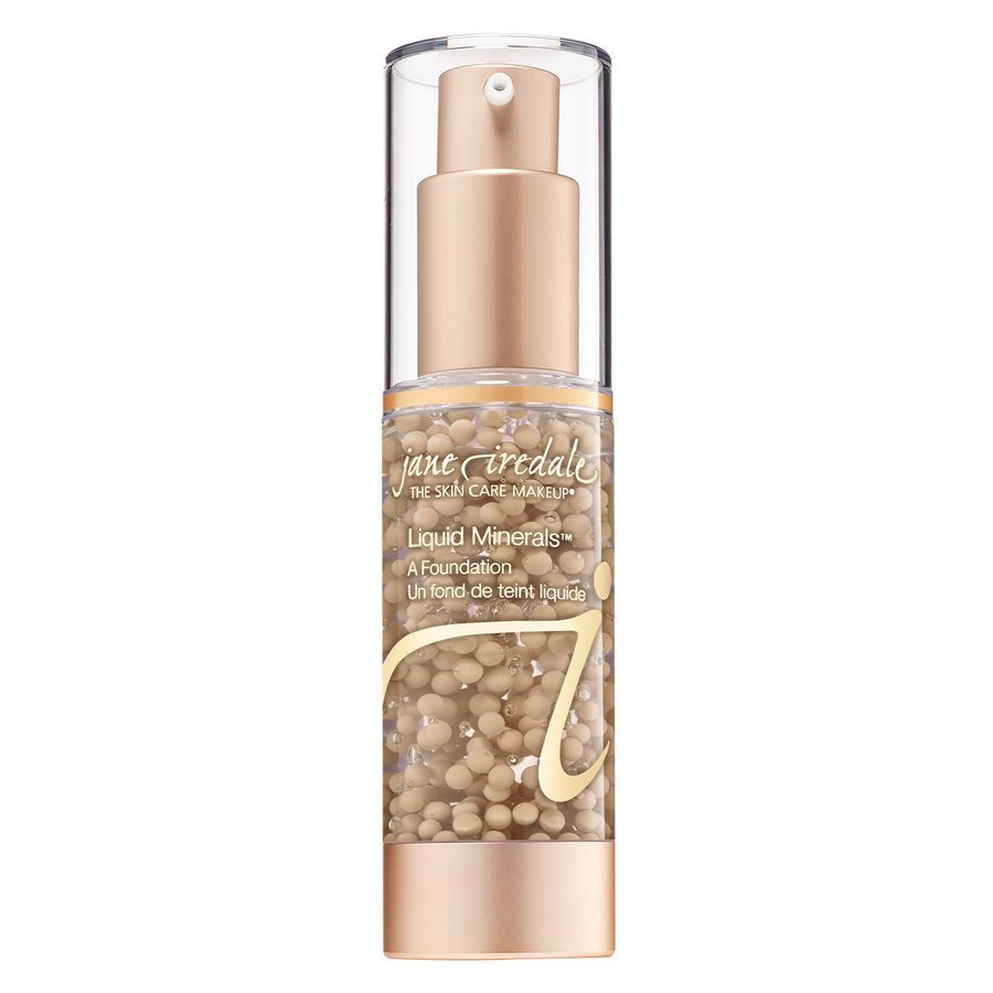 Jane Iredale Liquid Minerals Foundation (30 ml), Amber